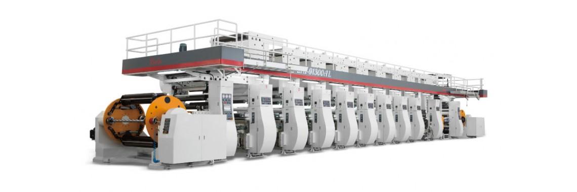 Roto Gravure Printing Machine